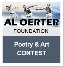 The Al Oerter Foundation Poetry and Art Contest