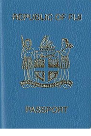 Fiji Passport Update