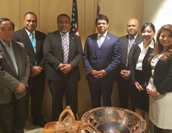 Fiji AG- Spring Meetings - World Bank and IMF