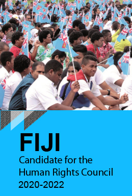 Fiji Candidate for the Human Rights Council 2020-2022